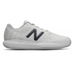 New Balance FuelCell 996v4 Womens Tennis Shoe - White/Grey New Balance FuelCell 996v4 Womens Tennis Shoe - White/Grey