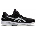 ASICS GEL-Solution Speed FF 2 Womens Tennis Shoe - BLACK/WHITE ASICS GEL-Solution Speed FF 2 Womens Tennis Shoe - BLACK/WHITE