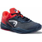 HEAD Sprint 3.0 Kids Tennis Shoe - NAVY/RED HEAD Sprint 3.0 Kids Tennis Shoe - NAVY/RED