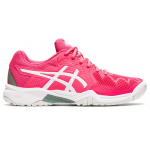 ASICS GEL-Resolution 8 GS Kids Tennis Shoe - Pink Cameo/White ASICS GEL-Resolution 8 GS Kids Tennis Shoe - Pink Cameo/White