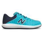New Balance KC696 v4 Kids Tennis Shoe - BLUE New Balance KC696 v4 Kids Tennis Shoe - BLUE