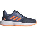 Adidas CourtJam Kids Tennis Shoe - Crew Navy/Screaming Orange/Crew Blue Adidas CourtJam Kids Tennis Shoe - Crew Navy/Screaming Orange/Crew Blue