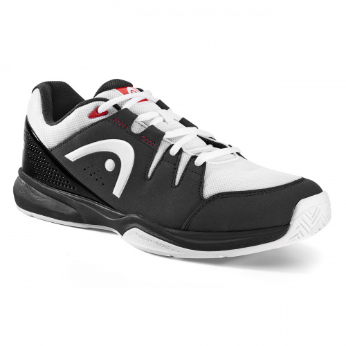 Head Grid 3.0 Men's Indoor Court Shoe - Black/White