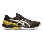 ASICS Sky Elite FF Men's Indoor Court Shoe - BLACK/WHITE ASICS Sky Elite FF Men's Indoor Court Shoe - BLACK/WHITE