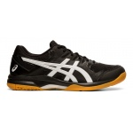 ASICS GEL-Rocket 9 Men's Indoor Court Shoe - BLACK/WHITE ASICS GEL-Rocket 9 Men's Indoor Court Shoe - BLACK/WHITE