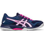 ASICS GEL-Rocket 9 Womens Indoor Court Shoe - PEACOAT/WHITE ASICS GEL-Rocket 9 Womens Indoor Court Shoe - PEACOAT/WHITE
