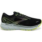 Brooks Ghost 14 D Mens Running Shoe - Black/Nightlife/Spa Blue Brooks Ghost 14 D Mens Running Shoe - Black/Nightlife/Spa Blue