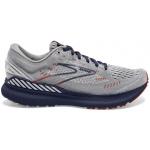 Brooks Glycerin GTS 19 D Mens Running Shoe - GREY/ALLOY/PEACOAT Brooks Glycerin GTS 19 D Mens Running Shoe - GREY/ALLOY/PEACOAT