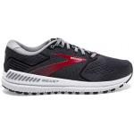 Brooks Beast 20 4E XTRA WIDE Mens Running Shoe - BLACK PEARL/BLACK/RED Brooks Beast 20 4E XTRA WIDE Mens Running Shoe - BLACK PEARL/BLACK/RED