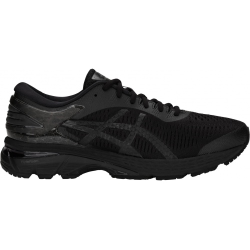 Asics GEL-Kayano 25 Men's Running Shoe - BLACK/BLACK - JULY