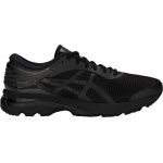 Asics GEL-Kayano 25 Men's Running Shoe - BLACK/BLACK Asics GEL-Kayano 25 Men's Running Shoe - BLACK/BLACK