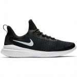 Nike Renew Rival Men's Running Shoe - Black/White Nike Renew Rival Men's Running Shoe - Black/White