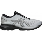 Asics GEL-Kayano 25 2E WIDE Men's Running Shoe - Glacier Grey/Black Asics GEL-Kayano 25 2E WIDE Men's Running Shoe - Glacier Grey/Black