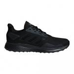 Adidas DURAMO 9 Men's Running Shoe - Core Black/Core Black/Core Black Adidas DURAMO 9 Men's Running Shoe - Core Black/Core Black/Core Black