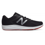 New Balance M490v6 LK 2E Men's WIDE Running Shoe - Black/Silver New Balance M490v6 LK 2E Men's WIDE Running Shoe - Black/Silver