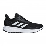 Adidas Duramo 9 Men's Running Shoe - Core Black/FTWR White/Core Black Adidas Duramo 9 Men's Running Shoe - Core Black/FTWR White/Core Black