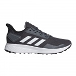 Adidas DURAMO 9 Men's Running Shoe	- Grey Five/Ftwr White/Ftwr White Adidas DURAMO 9 Men's Running Shoe	- Grey Five/Ftwr White/Ftwr White