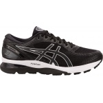 ASICS GEL-Nimbus 21 Men's Running Shoe - Black/Dark Grey ASICS GEL-Nimbus 21 Men's Running Shoe - Black/Dark Grey
