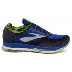 Brooks Bedlam Men's Running Shoe - Black/Blue/Nightlife Brooks Bedlam Men's Running Shoe - Black/Blue/Nightlife