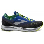 Brooks Levitate 2 D Men's Running Shoe - Black/Blue/Nightlife Brooks Levitate 2 D Men's Running Shoe - Black/Blue/Nightlife