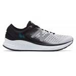 New Balance 1080v9 2E WIDE Men's Running Shoe - WHITE/BLACK New Balance 1080v9 2E WIDE Men's Running Shoe - WHITE/BLACK