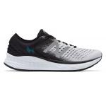 New Balance 1080v9 4E XTRA WIDE Men's Running Shoe - WHITE/BLACK New Balance 1080v9 4E XTRA WIDE Men's Running Shoe - WHITE/BLACK