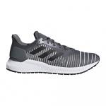 adidas SOLAR RIDE Mens Running Shoe - Grey Four/Core Black/Legend Ink adidas SOLAR RIDE Mens Running Shoe - Grey Four/Core Black/Legend Ink
