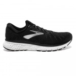 Brooks Glycerin 17 D Men's Running Shoe - Black/White Brooks Glycerin 17 D Men's Running Shoe - Black/White