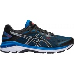Asics GT-2000 7 2E WIDE Men's Running Shoe - BLACK/BLACK Asics GT-2000 7 2E WIDE Men's Running Shoe - BLACK/BLACK