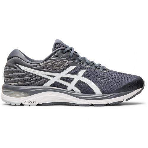 7bb086a63ac ASICS GEL-Cumulus 21 2E WIDE Men's Running Shoe - Metropolis/White Safety |  Sportsmart | Melbourne's largest sports warehouses