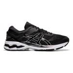 ASICS GEL-KAYANO 26 Men's Running Shoe - BLACK/WHITE ASICS GEL-KAYANO 26 Men's Running Shoe - BLACK/WHITE