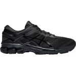 ASICS GEL-KAYANO 26 Men's Running Shoe - BLACK/BLACK - JULY ASICS GEL-KAYANO 26 Men's Running Shoe - BLACK/BLACK - JULY