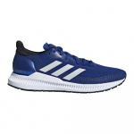 Adidas SOLAR BLAZE Men's Running Shoe - Collegiate Royal/GREY ONE/Collegiate Navy Adidas SOLAR BLAZE Men's Running Shoe - Collegiate Royal/GREY ONE/Collegiate Navy