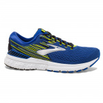 Brooks Adrenaline GTS 19 D Men's Running Shoe - INJECTION BLUE Brooks Adrenaline GTS 19 D Men's Running Shoe - INJECTION BLUE