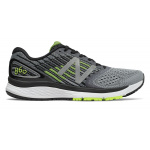 New Balance M860v9 GY 2E WIDE Men's Running Shoe - STEEL/HI-LITE/BLACK New Balance M860v9 GY 2E WIDE Men's Running Shoe - STEEL/HI-LITE/BLACK