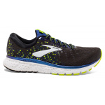 Brooks Glycerin 17 D Men's Running Shoe - BLACK/BLUE/NIGHTLIFE Brooks Glycerin 17 D Men's Running Shoe - BLACK/BLUE/NIGHTLIFE
