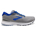 Brooks Adrenaline GTS 20 D Men's Running Shoe - GREY/BLUE/NAVY Brooks Adrenaline GTS 20 D Men's Running Shoe - GREY/BLUE/NAVY