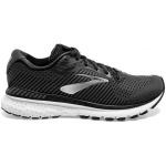 Brooks Adrenaline GTS 20 2E WIDE Men's Running Shoe - BLACK/WHITE Brooks Adrenaline GTS 20 2E WIDE Men's Running Shoe - BLACK/WHITE