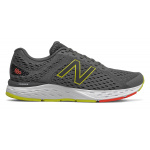 New Balance 680v6 CP 2E WIDE Men's Running Shoe - Magnet/Phantom/Lemon Slush New Balance 680v6 CP 2E WIDE Men's Running Shoe - Magnet/Phantom/Lemon Slush