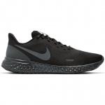 Nike Revolution 5 Men's Running Shoe - BLACK/ANTHRACITE Nike Revolution 5 Men's Running Shoe - BLACK/ANTHRACITE