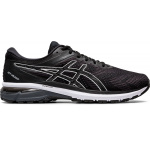 ASICS GT-2000 8 Men's Running Shoe - BLACK/WHITE ASICS GT-2000 8 Men's Running Shoe - BLACK/WHITE