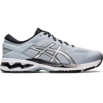 ASICS GEL-KAYANO 26 4E XTRA WIDE Men's Running Shoe - PIEDMONT GREY/PURE SILVER ASICS GEL-KAYANO 26 4E XTRA WIDE Men's Running Shoe - PIEDMONT GREY/PURE SILVER