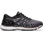 ASICS GEL-Nimbus 22 2E WIDE Men's Running Shoe - WHITE/BLACK ASICS GEL-Nimbus 22 2E WIDE Men's Running Shoe - WHITE/BLACK