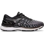 ASICS GEL-Nimbus 22 2E WIDE Men's Running Shoe - WHITE/BLACK ASICS GEL-Nimbus 22 2E WIDE Men's Running Shoe - WHITE/BLACK