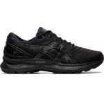 ASICS GEL-Nimbus 22 Men's Running Shoe - BLACK/BLACK ASICS GEL-Nimbus 22 Men's Running Shoe - BLACK/BLACK