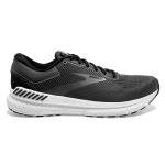 Brooks Transcend 7 D Mens Running Shoe - BLACK/EBONY/GREY Brooks Transcend 7 D Mens Running Shoe - BLACK/EBONY/GREY