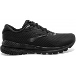 Brooks Adrenaline GTS 20 2E WIDE Mens Running Shoe - BLACK/BLACK Brooks Adrenaline GTS 20 2E WIDE Mens Running Shoe - BLACK/BLACK
