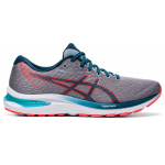 ASICS GEL-Cumulus 22 Men's Running Shoe - Piedmont Grey/Magnetic Blue ASICS GEL-Cumulus 22 Men's Running Shoe - Piedmont Grey/Magnetic Blue