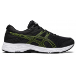 ASICS GEL-Contend 6 Men's Running Shoe - Graphite Grey/Lime Zest ASICS GEL-Contend 6 Men's Running Shoe - Graphite Grey/Lime Zest