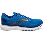 Brooks Glycerin 18 D Mens Running Shoe - BLUE/MAZARINE/GOLD Brooks Glycerin 18 D Mens Running Shoe - BLUE/MAZARINE/GOLD